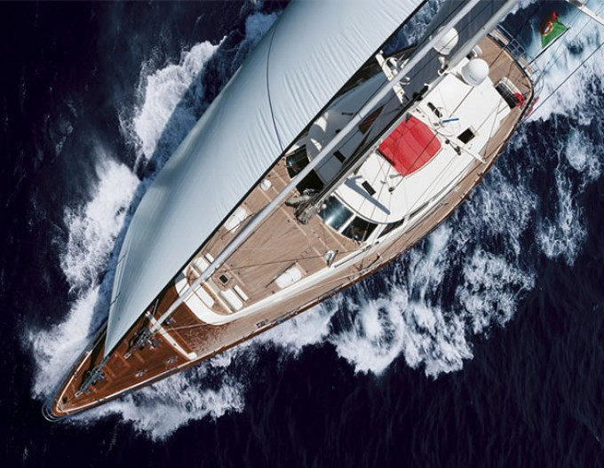 Yacht HERITAGE 3 - Image By Perini Navi