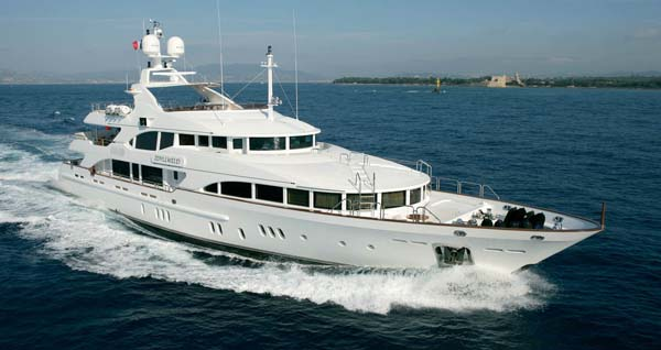 Links relevant to this yacht. 44.2m (145'), 2005, Italy, Benetti Yachts, ...