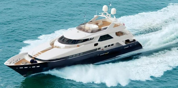 Yacht KIJO - Image by Heesen Yachts