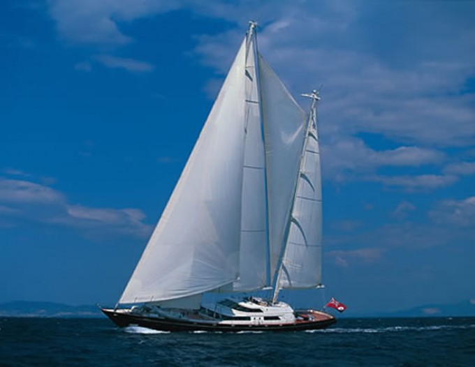 Sailing Yacht LEGACY - Image by Perini Navi