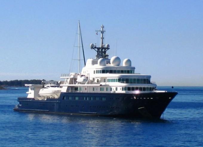 The Bremer Vulkan Motor Yacht Le Grand Bleu Charterworld Superyacht And Luxury Yacht