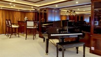 Yacht NOBLE HOUSE Piano - Image by Sensation Yachts