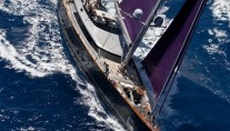 Baracuda - Photo Courtesy of Perini Navi