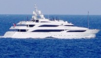 Silver Ange - Photo Credit Monaco Yacht Spotter