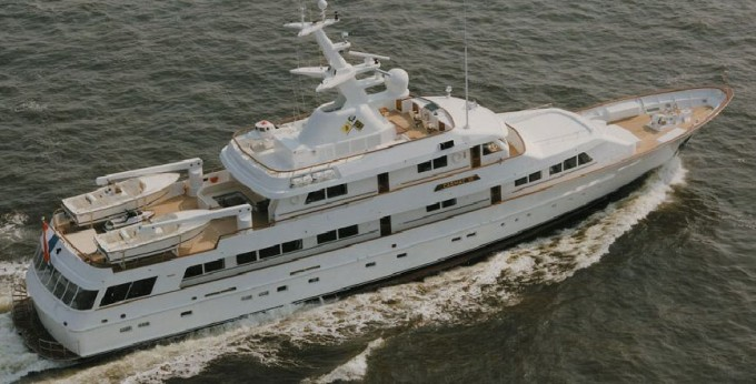 Lady Allison - Photo by Feadship