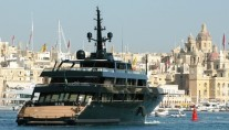 Yacht MAIN - Courtesy of Times of Malta and Jason Borg