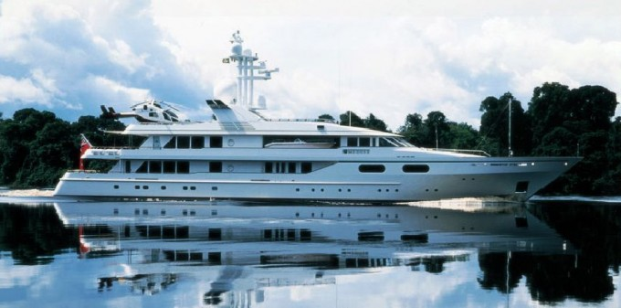 MEDUSE - Photo Credit Feadship
