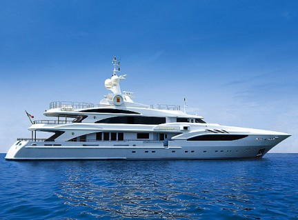 Links relevant to this yacht. 50m (164'), 2008, Italy, Benetti Yachts, ...