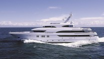 Yacht PHOENIX - Image Courtesy of Lurssen