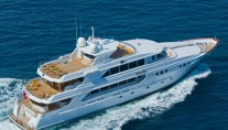 Yacht PRINCESS SARAH - Image Courtesy of Richmond Yachts