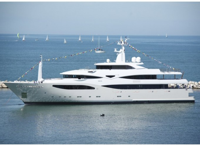 Yacht MARAYA - Image Courtesy of CRN