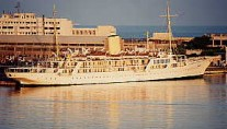 SS MAHROUSSA 1994 Photo by and copyright Kevin M. Anthoney