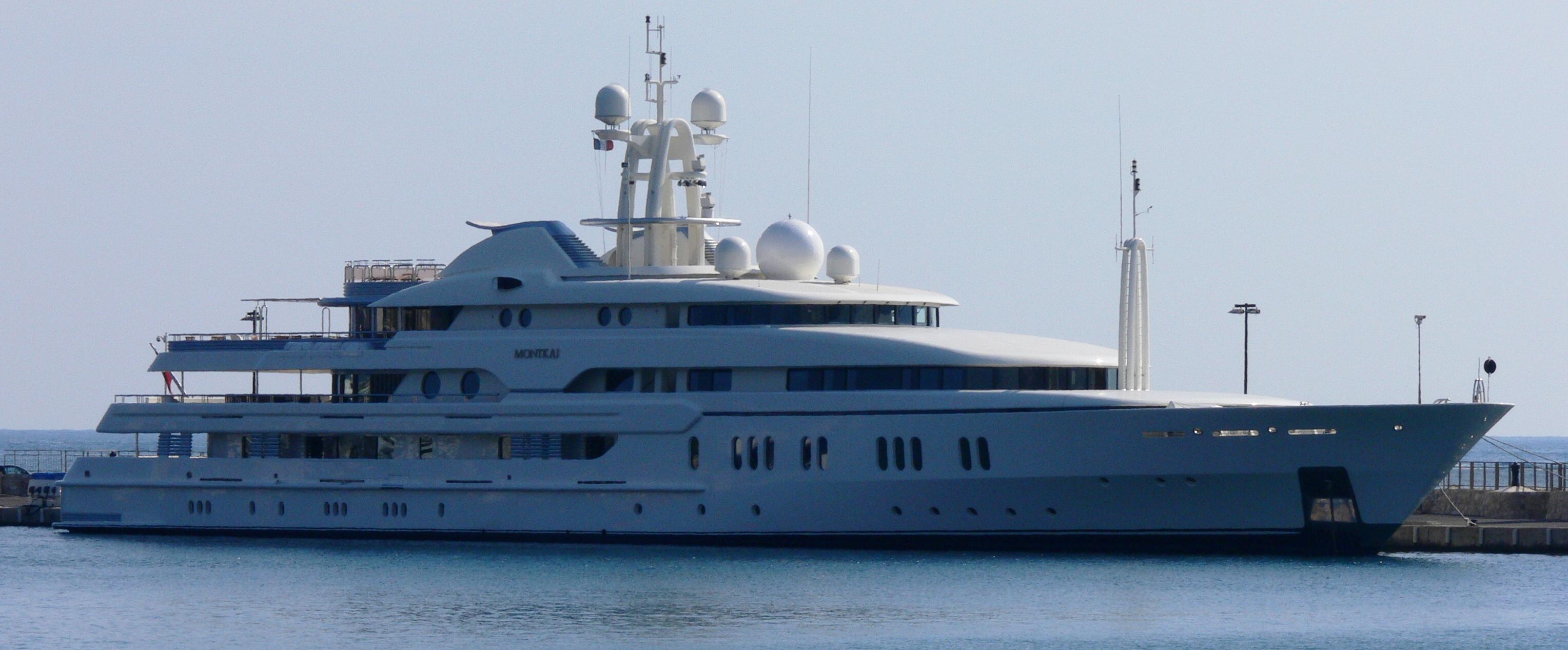 Yacht MONTKAJ, Amels | CHARTERWORLD Luxury Superyacht Charters