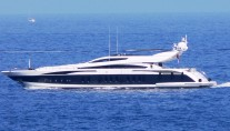 Motor Yacht PURE ONE - Photo Credit Monaco Yacht Spotter