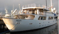 ABSINTHE - Aft Of the Explorer Yacht