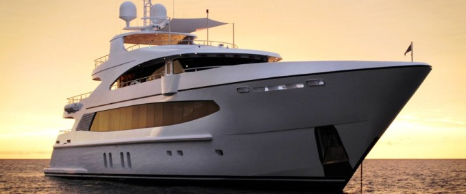 Motor yacht Oceanfast 48 - Photo Credit Oceanfast