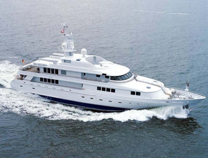 Motor Yacht Peri III - Image by Abeking and Rasmussen