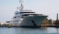 Yacht PELORUS - Image Courtesy of LiveYachting