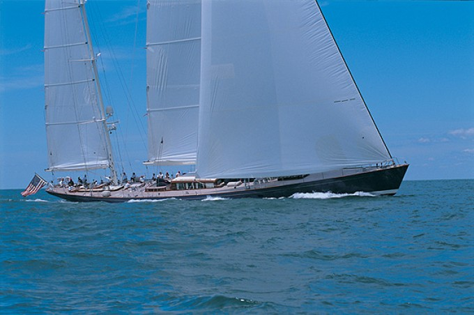 The 42 43m Pendennis Sailing Yacht Rebecca Charterworld
