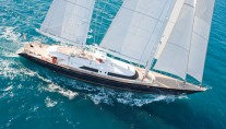 SY-Silvana - Photo Credit Perini Navi