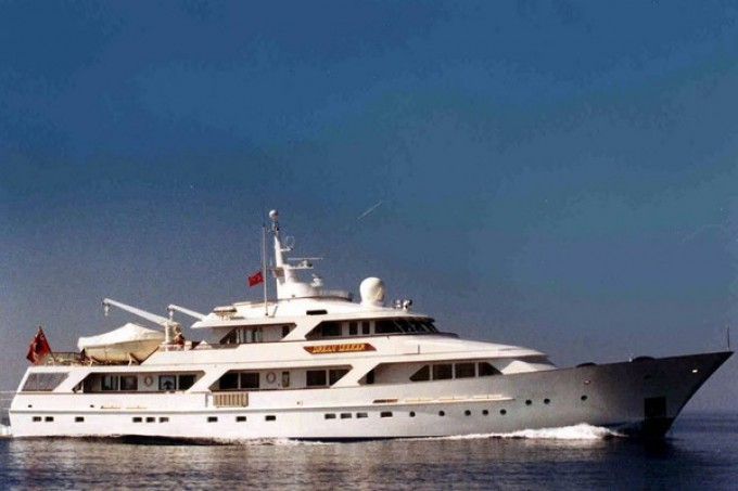 Dream Seeker - Feadship