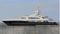 Motor Yacht ELANDESS - Image Courtesy of Heesen Shipyards