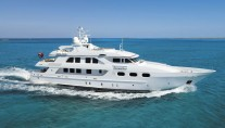 Yacht INCENTIVE - Image by Palmer Johnson Yachts