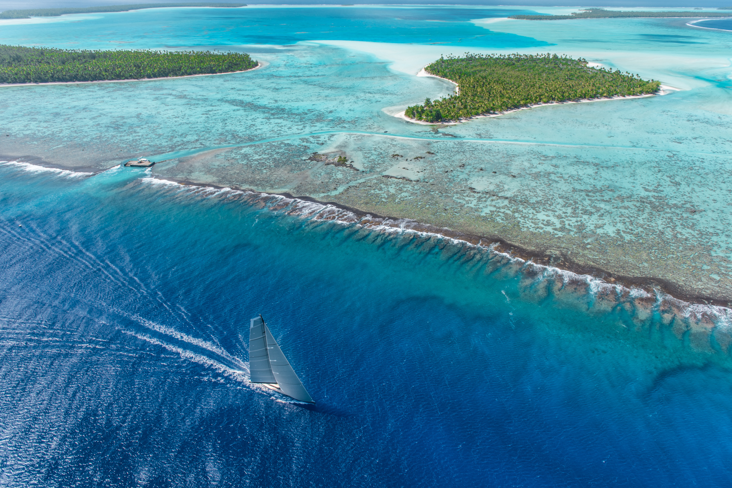 South Pacific Islands Yacht Charters | 2018/2019 Guide | CHARTERWORLD