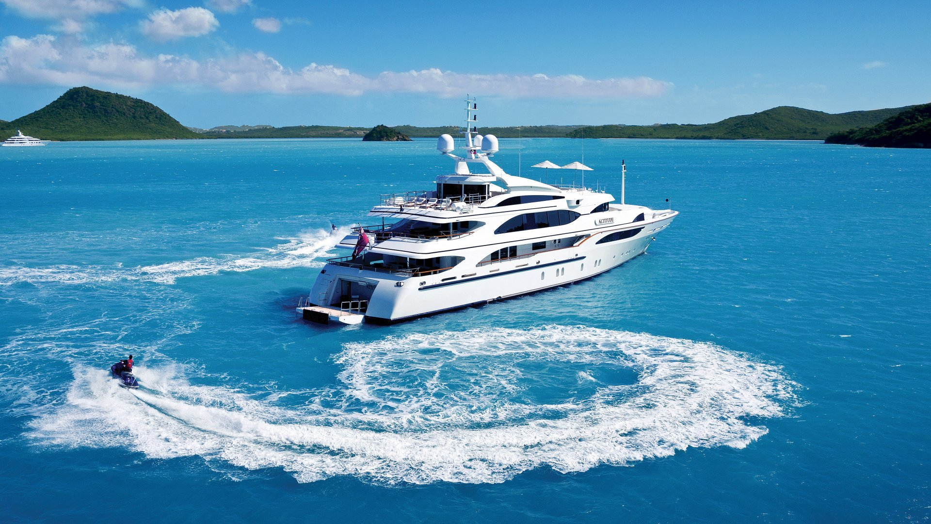 Boat rental - Nude cruise in the most beautiful Caribbean