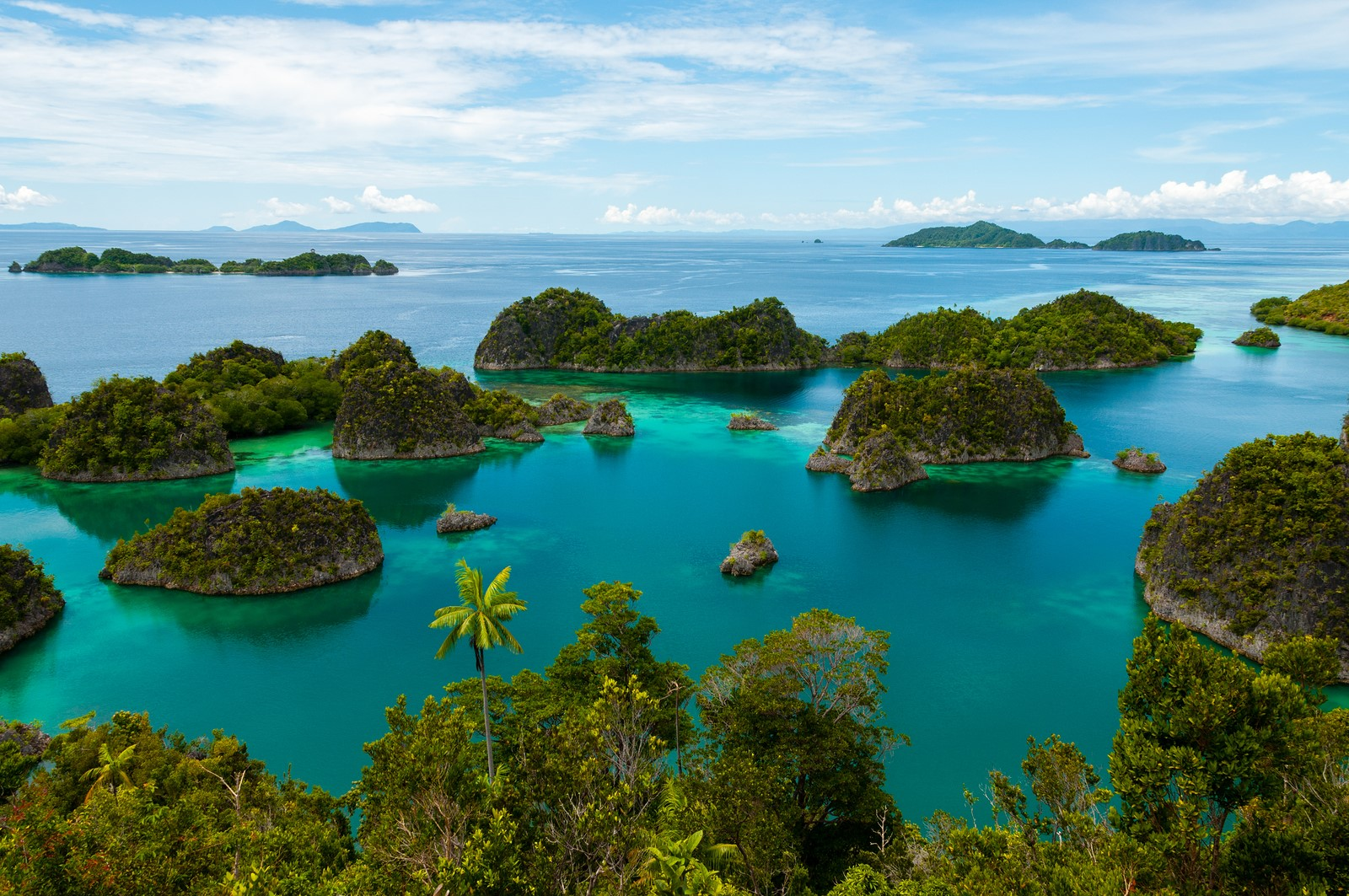 Island Region Of Papua New Guinea