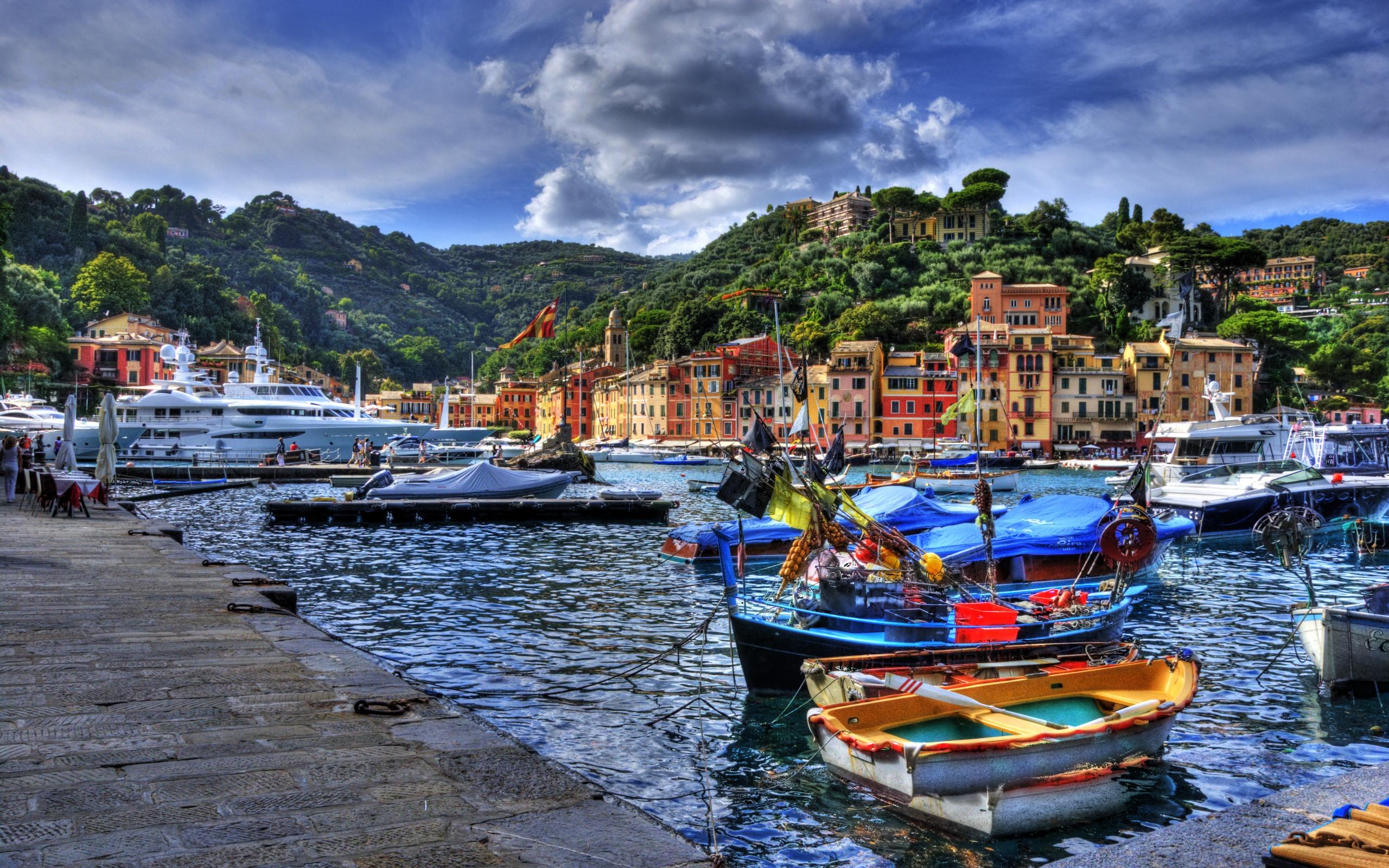 Escale à Portofino – the chic seaside town on the Italian Riviera