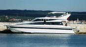 Motor yacht FIRST BLUE