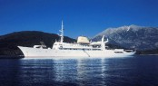 "Luxury Yacht ""Christina O"""