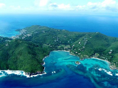 Bequia in the Grenadines