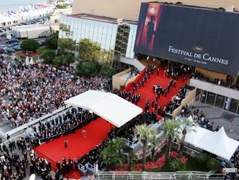 The Cannes Film Festival From Above