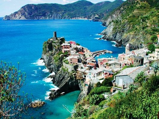 The CinqueTerre