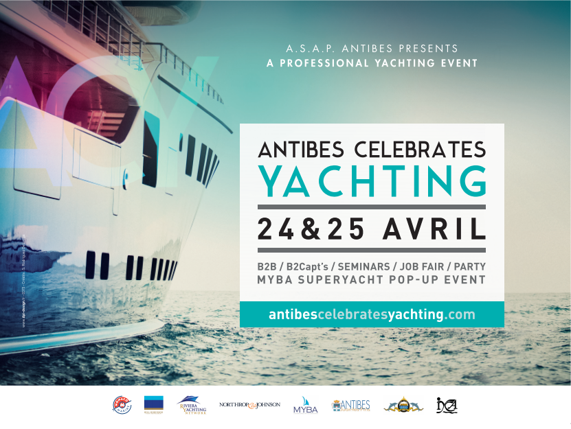Antibes Celebrates Yachting