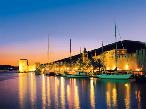 Trogir - Image courtesy of Trogir Tourism Board