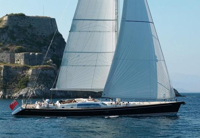 Charter Yacht BLUE VINTAGE