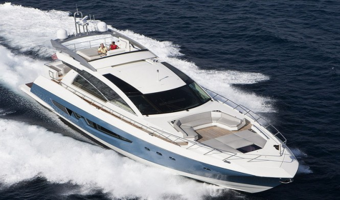 Cheoy Lee superyacht Alpha 87 Express Sportbridge