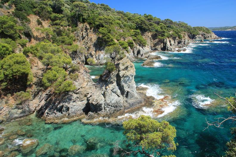 Isles d 39 hyeres yacht charter boat mediterranean charter - Office du tourisme ile de porquerolles ...