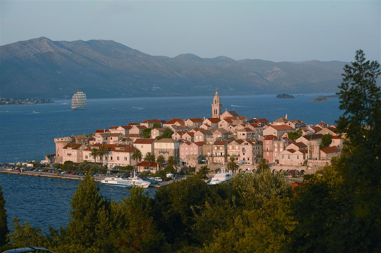Korcula - Photo by Sergio Gobbo - Courtesy of Croatian National Tourist Board