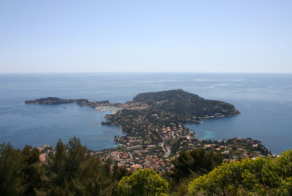 St jean cap ferrat luxury super yacht charter - Port saint jean cap ferrat ...
