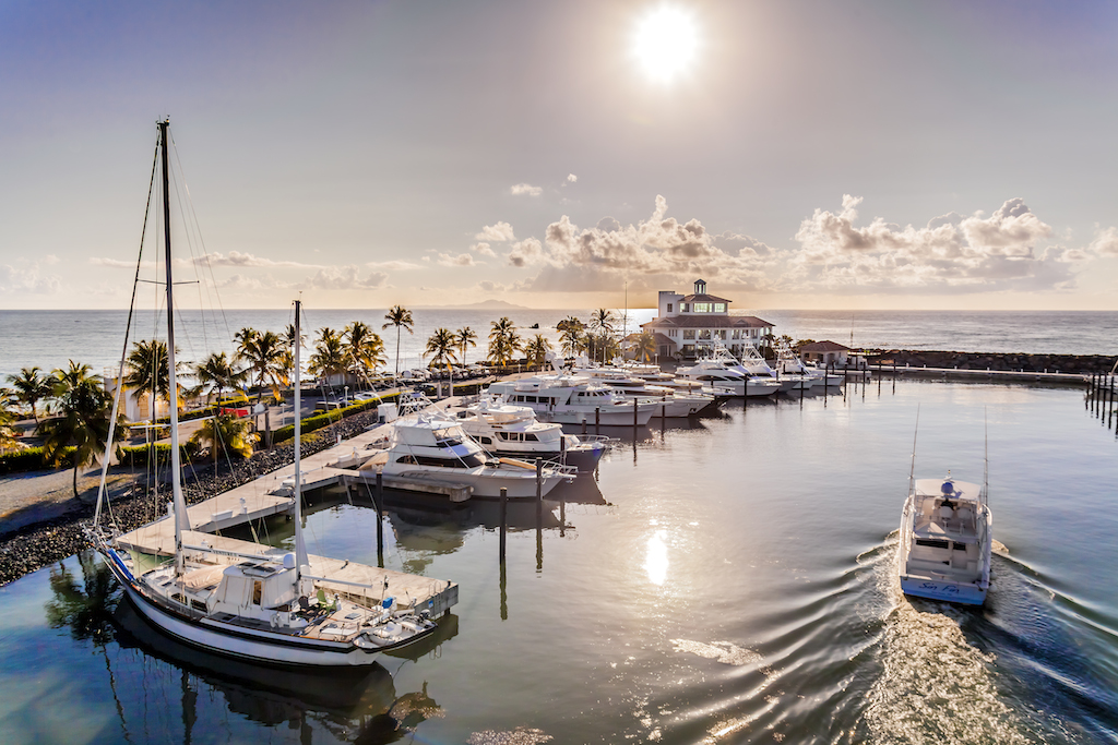 The Yacht Club Marina - Puerto Rico - Credit Encanto