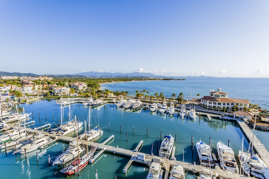 The Yacht Club Marina in Puerto Rico - Credit Encanto Group
