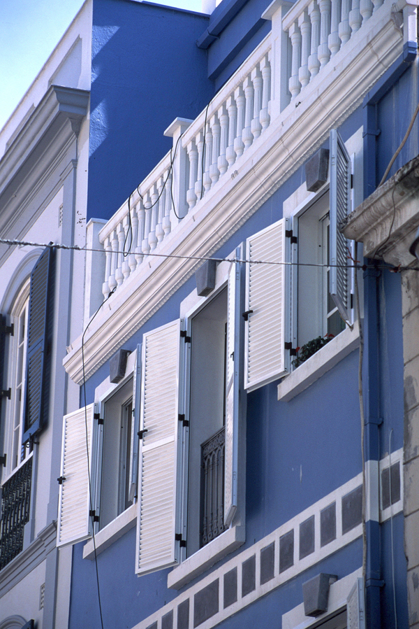 Gibraltar Architecture - Image credit to Gibraltart Tourism Board