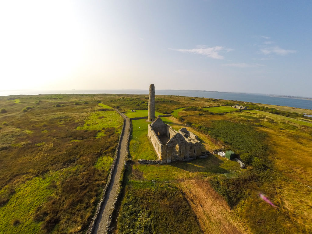 Scattery Island - captured by Raymond Fogarty during his 2014 Wild Atlantic Way trip - Courtesy of DiscoverIreland