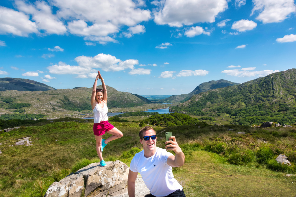 Ladies View Killarney - Photo credit to Chris Hill Tourism Ireland