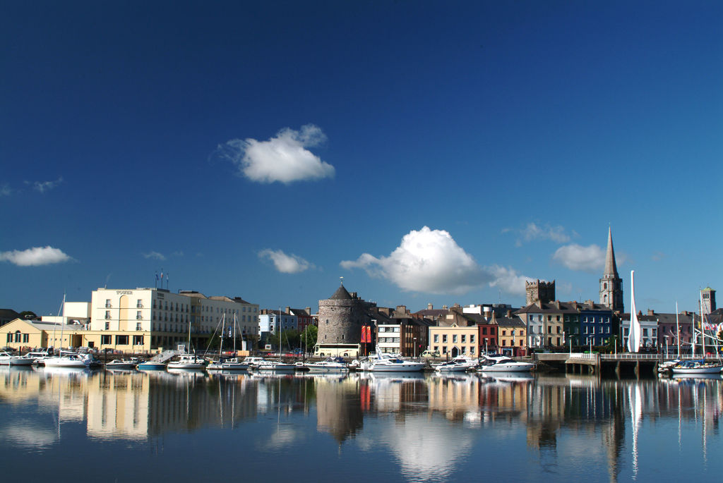Waterford Quays, Co. Waterford - Image courtesy of Tourism Ireland