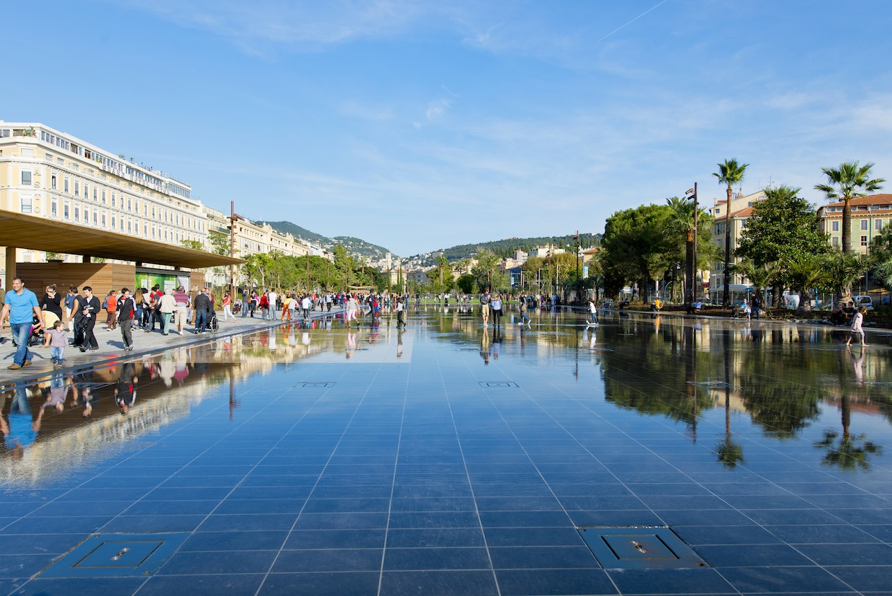 PROMENADE DU PAILLON IN NICE - The Nice Convention and Visitors Bureau
